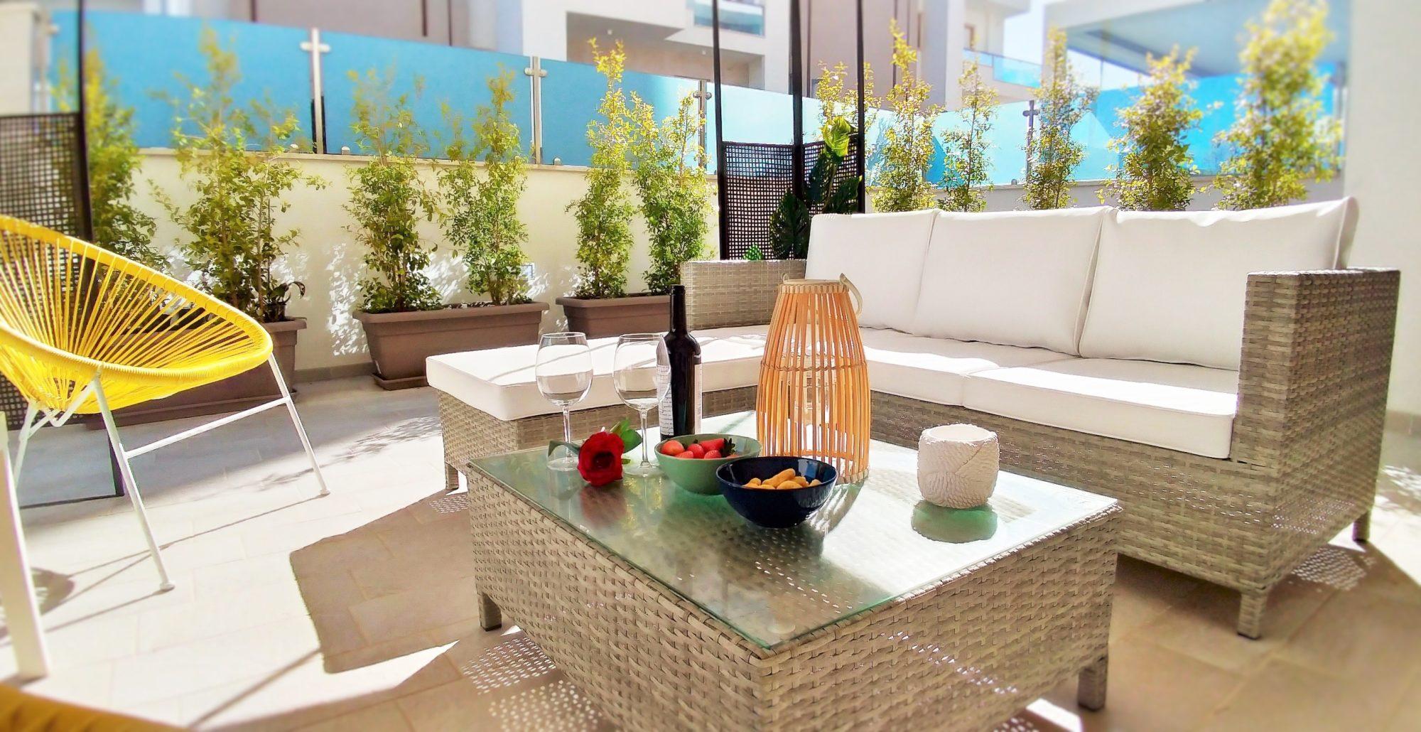 Casa Vacanze con veranda My Monopoli