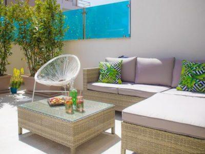 Casa Vacanze con giardino Monopoli - Iris - Casa dei Fiori - My Monopoli
