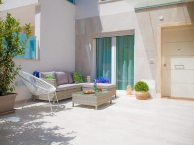 Casa Vacanze Monopoli veranda - Iris - Casa dei Fiori - My Monopoli