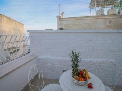 Casa Vacanze con veranda Monopoli - Orchidea - Casa dei Fiori - My Monopoli